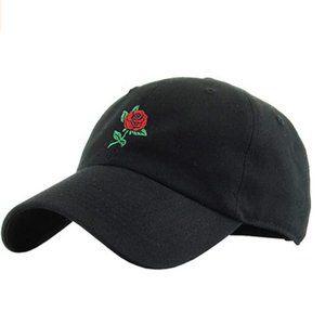 Rose Dad Hat